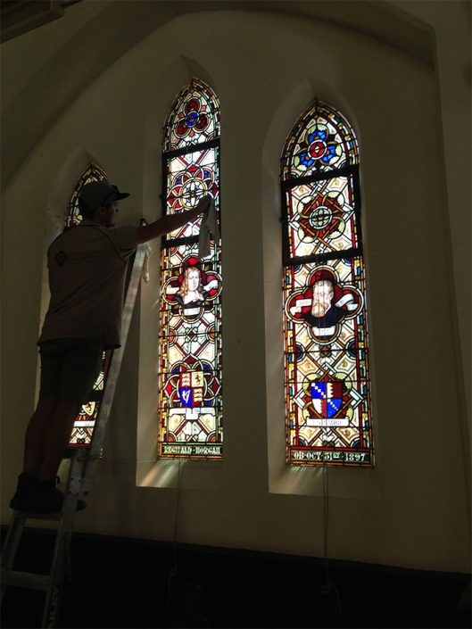 Lawrence Leadlights - Leadlight Repairs