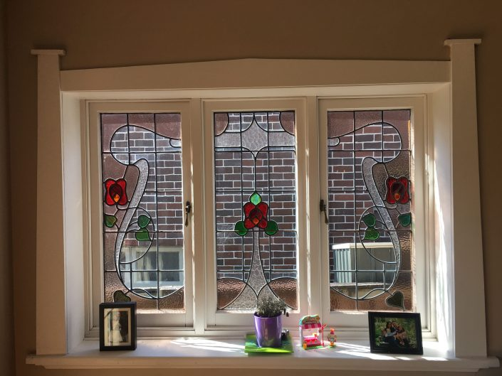 Lawrence Leadlight Windows Restoration