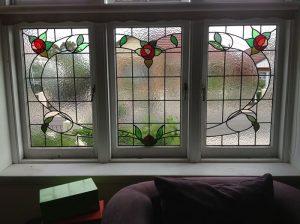 Leadlight Window